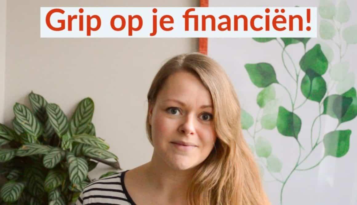 Grip op je financiën - Finance Monkey