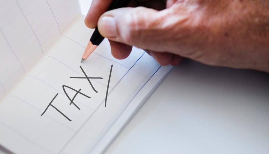 Extra inkomsten Inkomstenbelasting - FinanceMonkey