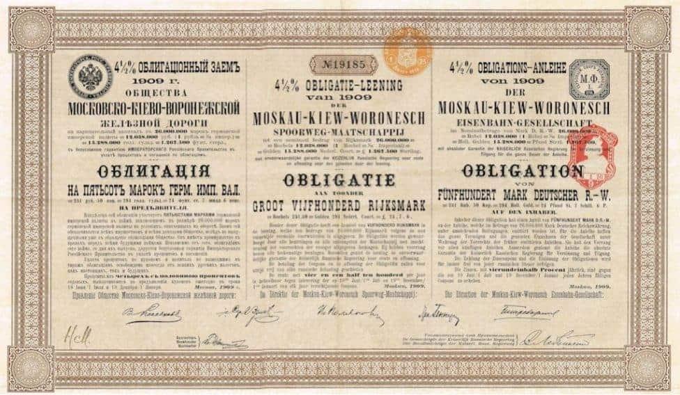 obligatie - FinanceMonkey